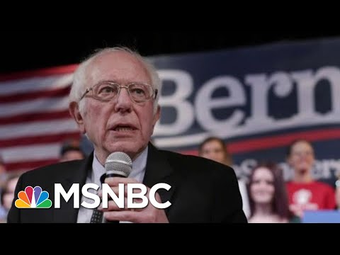 Bernie Sanders Has His Sights Set On Super Tuesday | Deadline | MSNBC