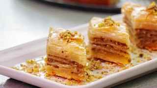 Turkish Baklava Recipe By SooperChef