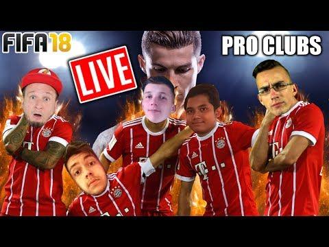 FIFA 18 PRO CLUBS ESKALATION 😱🔥