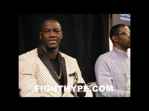 "DEONTAY WILDER BLASTS ""CHEATER"" LUIS ORTIZ; BREAKS DOWN UPCOMING FIGHT WITH BRYANT JENNINGS"