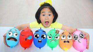 بولام لعب الأطفال متعة اللعب البالونات