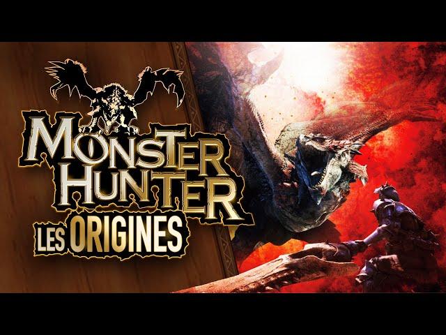Retour aux Origines de Monster Hunter - #1 Dossier