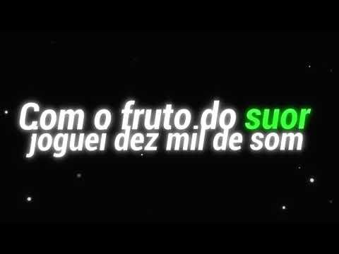 Hungria Hip Hop - Não trocoTipografia status