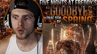 - Vapor Reacts 686 SFM FIVE NIGHTS AT FREDDY S 4 SONG ANIMATION Goodbye by SprinG REACTION