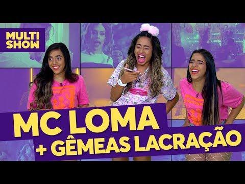 MC Loma + Gêmeas Lacração  Trote  TVZ Ao Vivo  Música Multishow