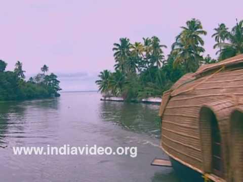 Kumarakom Backwater