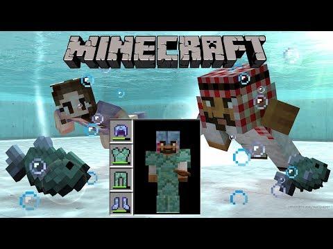 """ARMOR MENYELAM UNTUK ANAK SULTAN"" Minecraft Seru #43"