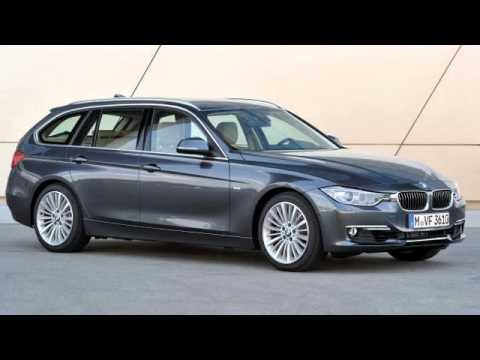 2017 bmw 3 series - station wagon test & review - youtube