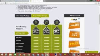 Get a Free Unlimited Hosting cPanel + Free Domain Name + Free WordPress 2016