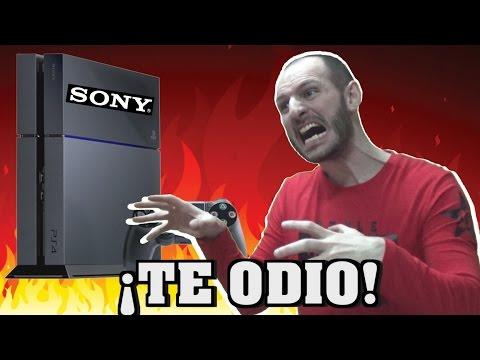 ¡¡¡POR QUÉ ME METO TANTO CON SONY Y PS4!!! - Sasel - Noticias - Switch - Español - Saselandia