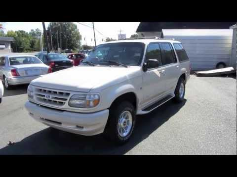 1997 ford explorer limited v8 awd start up exhaust and in depth tour youtube. Black Bedroom Furniture Sets. Home Design Ideas