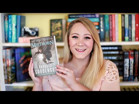 MISTBORN BY BRANDON SANDERSON BOOK REVIEW