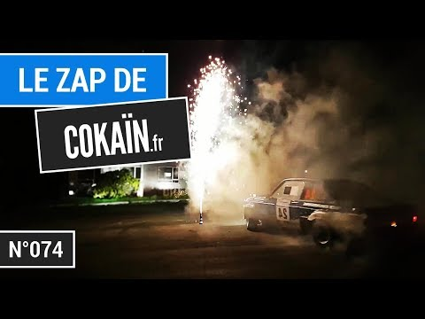 Le Zap de Cokaïn.fr n°074