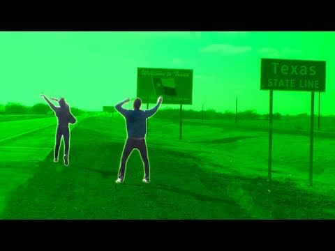 Dancing Across State Lines (Cross Country Trip)