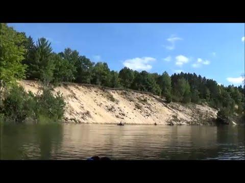 Kayak Camping: Manistee River 2016