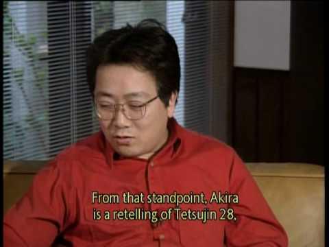 with Akira creator Katsuhiro Otomo 14