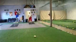 softball pitching fast