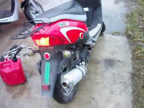 2017 Startup Of My 2006 Baja SC50 Moped - YouTube on suspension harness, electrical harness, nakamichi harness, engine harness, maxi-seal harness, amp bypass harness, alpine stereo harness, battery harness, cable harness, dog harness, pony harness, pet harness, safety harness, obd0 to obd1 conversion harness, fall protection harness, oxygen sensor extension harness, radio harness,