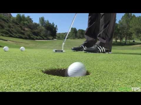 Golf Tips Magazine: Want To Make More Putts? Pour It In!