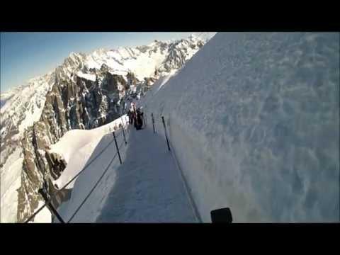 Aiguille Du Midi - Chamonix France