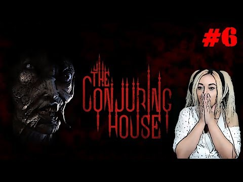 THE CONJURING HOUSE (ПРОКЛЯТЫЙ ДОМ) - НОВЫЙ ХОРРОР 2018:) #6