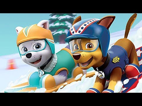Pups Save Christmas Book.Paw Patrol Full Episodes The Pups Save Christmas Cartoon Book Entertainment For Kids