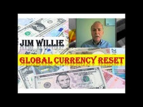 Jim Willie Issues ALERT! We're AT THE DOOR of the GLOBAL CURRENCY RESET!