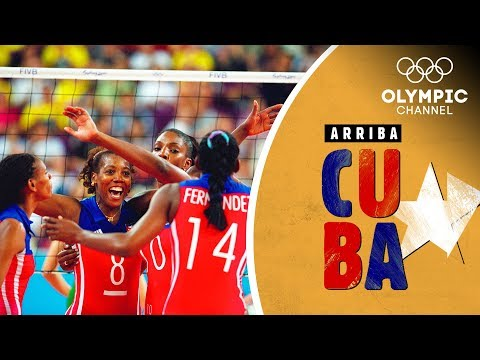 The Story of the Best Volleyball Team in Olympic History | Arriba Cuba