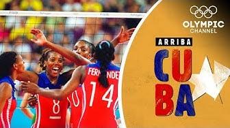 球技 【CUB】キューバ女子バレー総合 6【カリブの鳥人】 - びんたん ...