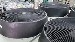 Trane High Efficiency 120 Ton Air-Cooled CGAM Chiller SKU# 2549