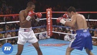 Felix Trindad vs Oscar De La Hoya | JOSE PEDRAZA'S FAVORITE HISPANIC HERITAGE MONTH FREE FIGHT