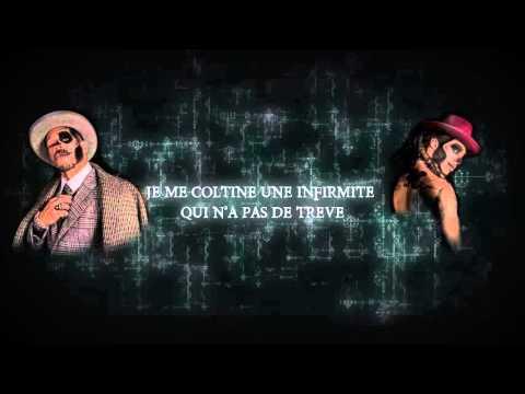 Caribbean Dandee ( JoeyStarr & Nathy) - Pourquoi tu t'enerves (video lyrics)