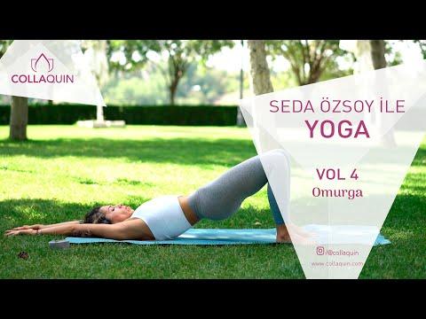 Seda Özsoy İle Yoga | Vol 4 | Omurga