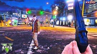 GTA 5 Online DUEL! Marksman Pistol & Knuckle Duster Showdown NEW DLC CONTENT (GTA 5 Funny Moments)