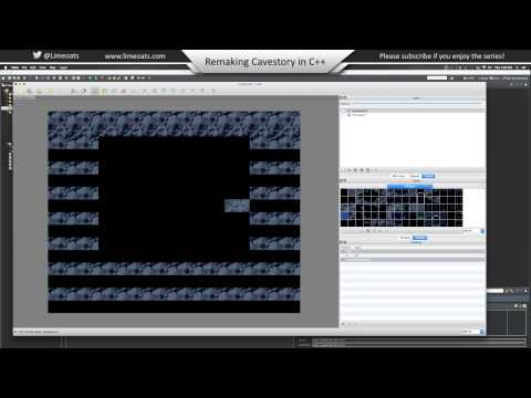 Remaking Cavestory in C++ - Episode 8 - The level class - Part 2