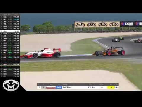 26/06/2016  Formula Renault 2.0 -Phillip Island Circuit. Yarışçımız: Emir Aşarı.