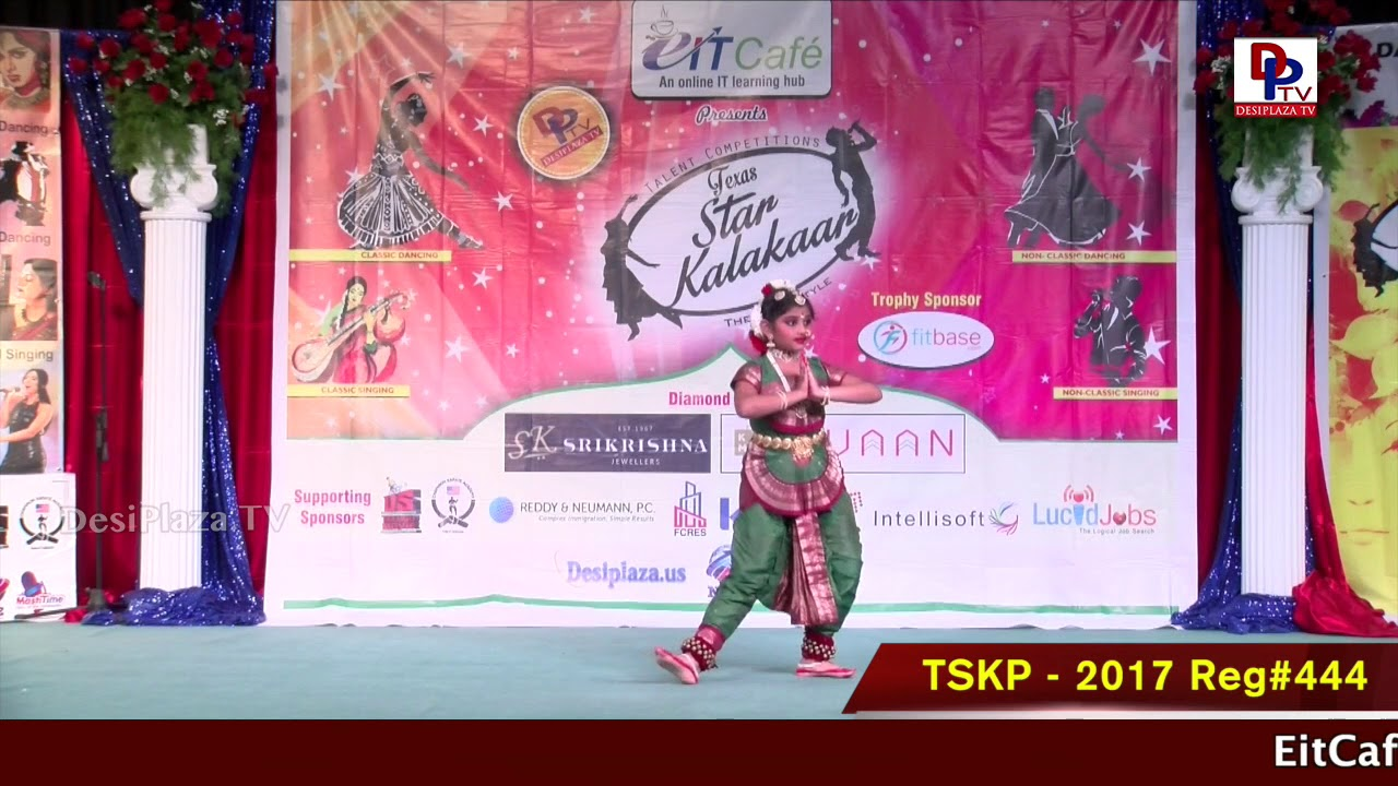 Finals Performance - Reg# TSKP2017444 - Texas Star Kalakaar 2017