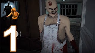 Horror: Butcher - Gameplay Walkthrough Part 1 - All Chapters and Ending (iOS)