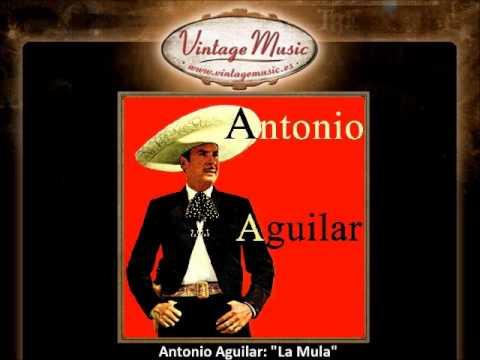 Antonio Aguilar - La Mula (VintageMusic.es)