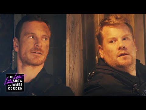 SWAT Team Fail w/ Michael Fassbender