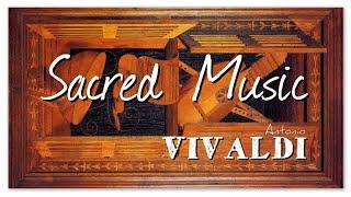 Antonio Vivaldi Sacred Music - Baroque Classical Music   Enchanting Focus Reading Study