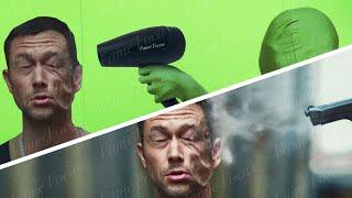 "Slowmotion Wind-Face Trick & More ""Project Power"" VFX Breakdown"