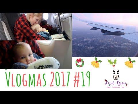 Lot na Florydę I Lot ponad 10 godzin z niemowlakiem I Vlogmas #19