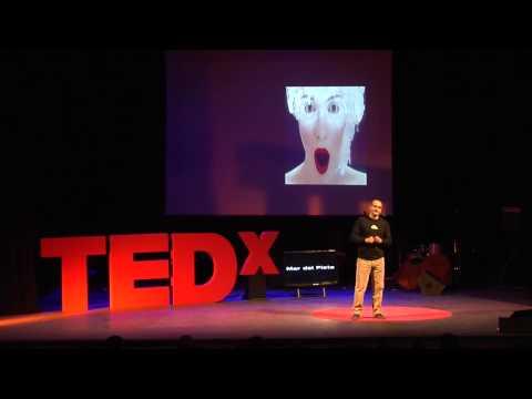 Un cerebro atento es un cerebro feliz | Martín Reynoso | TEDxMarDelPlata
