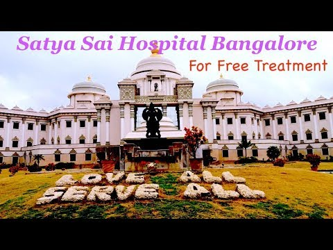 Satya Sai Hospital Bangalore   Free Cardiology & Neurology treatment   White field, Bangalore