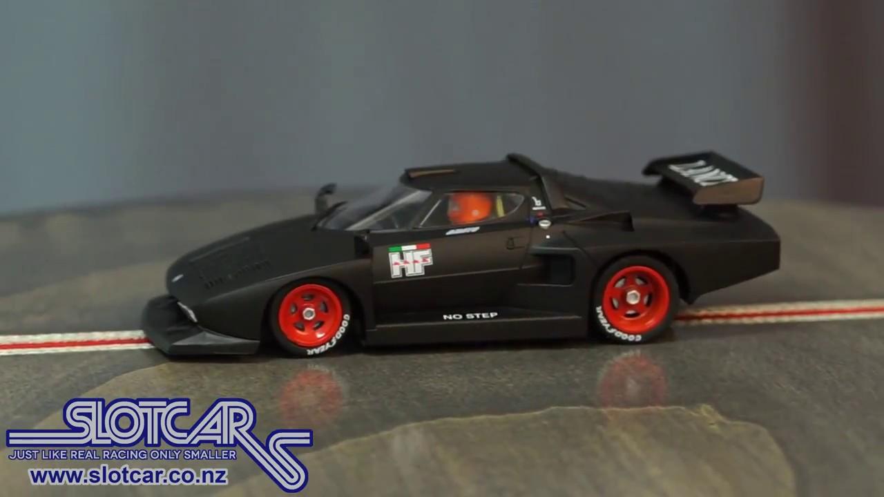 sideways slot car lancia stratos group 5 silhouette slotcar sw52