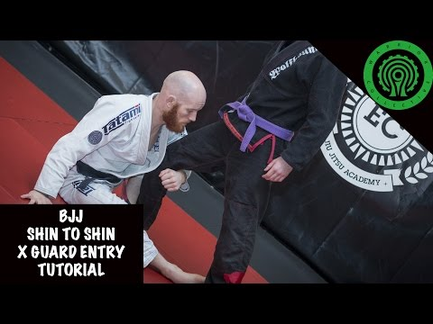 BJJ Entering the X-Guard Tutorial