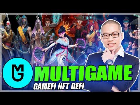 Multigame là gì? Đánh giá Nền tảng Multigame GameFi NFT Defi