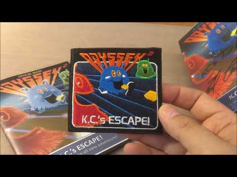 Two Special Odyssey 2 (Philips Videopac) Releases - Including A New KCMunchkin Game
