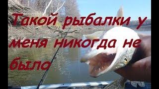 Спиннинг с блесной или зимняя удочка с безмотылкой? Рыбалка на хищника поздней осенью!